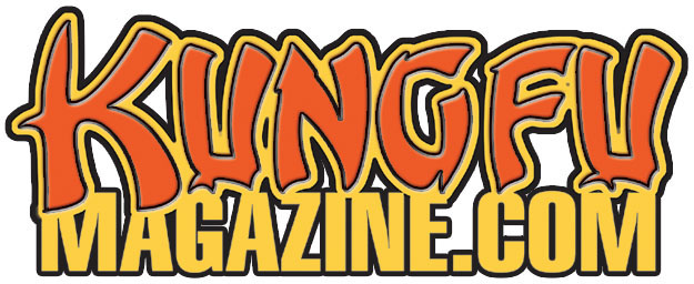 kung fu magazine logo for website